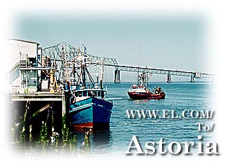 Harbor Astoria Oregon
